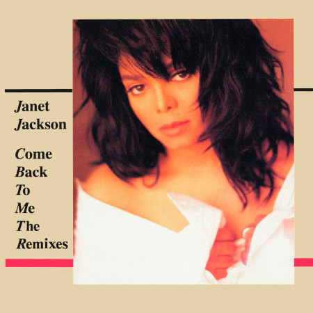 Come Back To Me: The Remixes 專輯封面