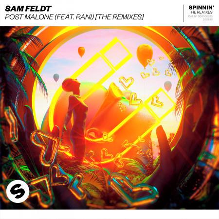 Post Malone (feat. RANI) (The Remixes) 專輯封面