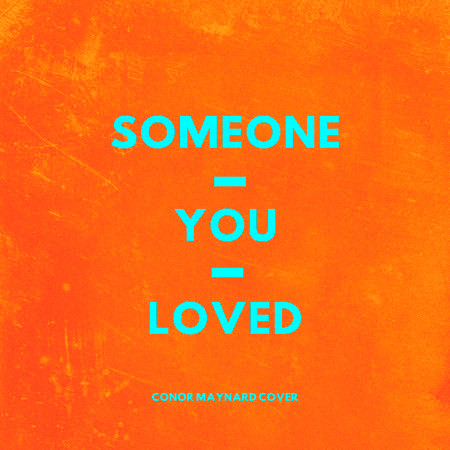 Someone You Loved 專輯封面