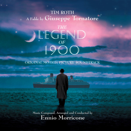 The Legend of 1900 (Original Motion Picture Soundtrack) 專輯封面