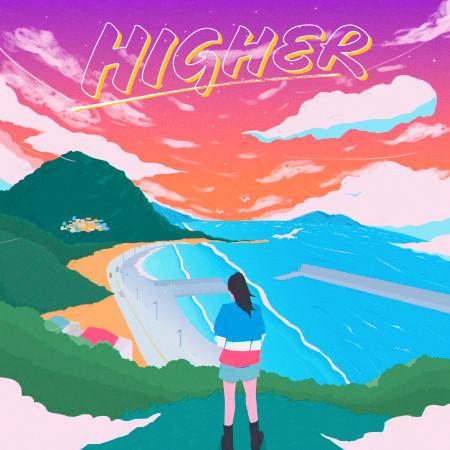 Higher (English Ver.) 專輯封面