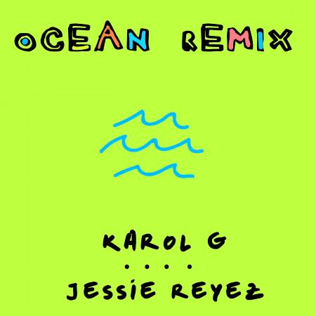 Ocean (Remix) 專輯封面