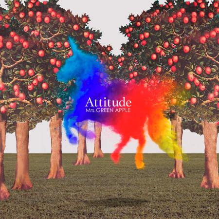 Attitude 專輯封面