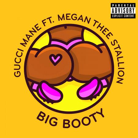 Big Booty (feat. Megan Thee Stallion) 專輯封面