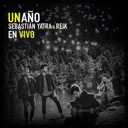 Un Año (En Vivo) 專輯封面
