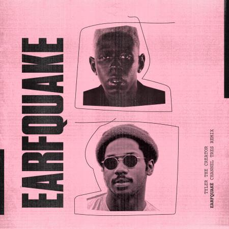 EARFQUAKE (Channel Tres Remix) 專輯封面