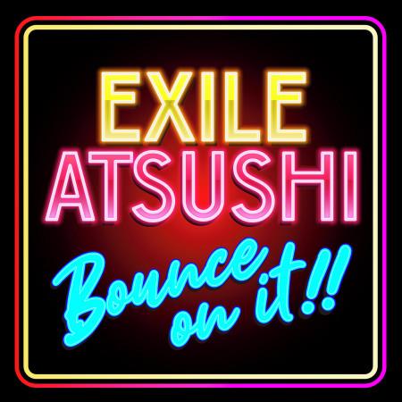 BOUNCE ON IT!! 專輯封面