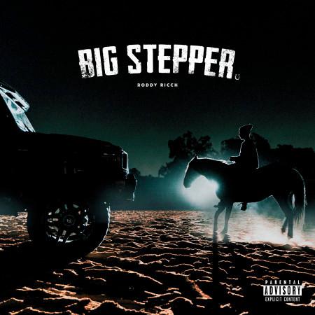 Big Stepper 專輯封面