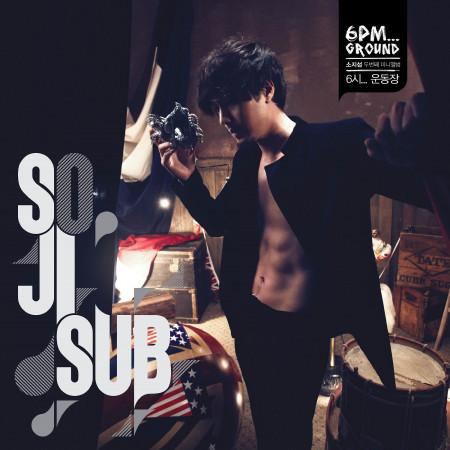 6PM... Ground 專輯封面