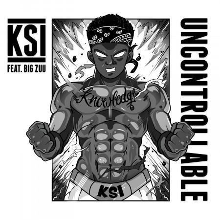 Uncontrollable (feat. Big Zuu) 專輯封面