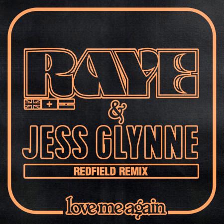 Love Me Again (Redfield Remix) 專輯封面