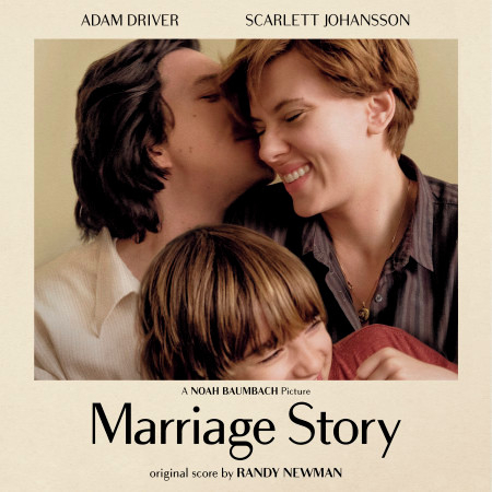 Marriage Story (Original Music from the Netflix Film) 專輯封面