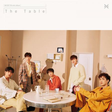 The Table 專輯封面