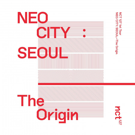 NEO CITY : SEOUL – The Origin – The 1st Live Album 專輯封面