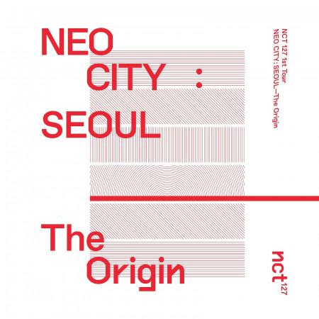 NEO CITY : SEOUL – The Origin – The 1st Live Album 專輯封面