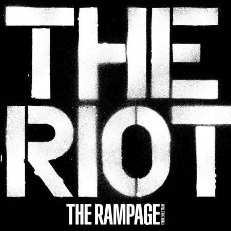 THE RIOT 專輯封面