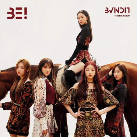 BE! 專輯封面