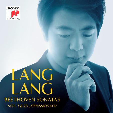 Lang Lang plays Beethoven 專輯封面