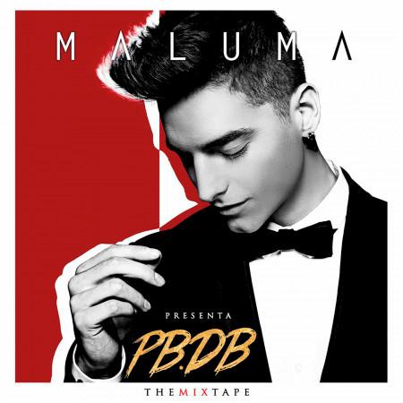 PB.DB. The Mixtape 專輯封面