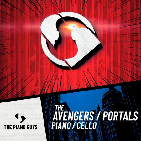 Avengers/Portals 專輯封面
