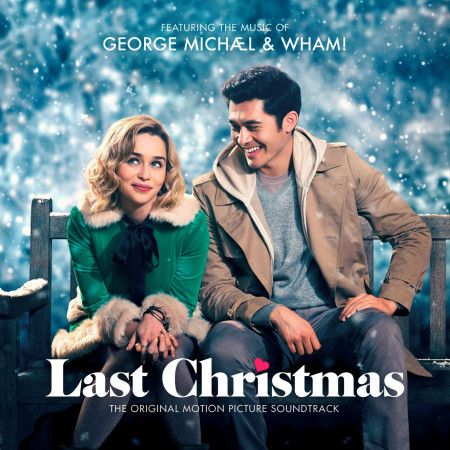 George Michael & Wham! Last Christmas: The Original Motion Picture Soundtrack 專輯封面