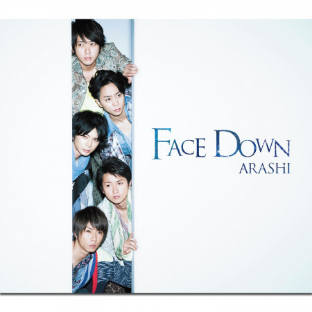 Face Down 專輯封面