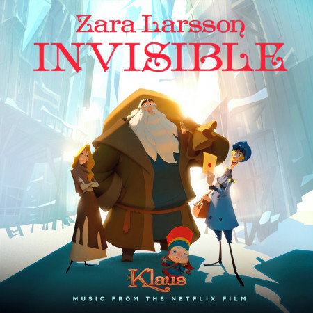 Invisible (from the Netflix Film Klaus) 專輯封面