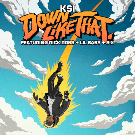 Down Like That (feat. Rick Ross, Lil Baby & S-X) 專輯封面