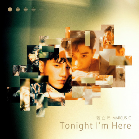 Tonight I'm Here 專輯封面