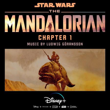 The Mandalorian: Chapter 1 (Original Score) 專輯封面