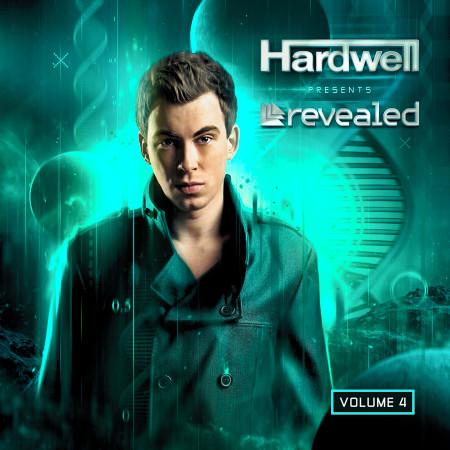 Hardwell Presents Revealed, Vol. 4 專輯封面