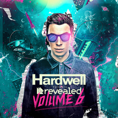 Revealed, Vol. 6 (Hardwell Presents) 專輯封面