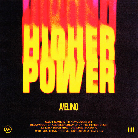 Higher Power 專輯封面
