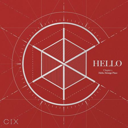 HELLO Chapter 2: Hello, Strange Place 專輯封面