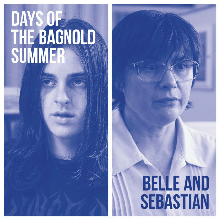 Days of the Bagnold Summer 專輯封面