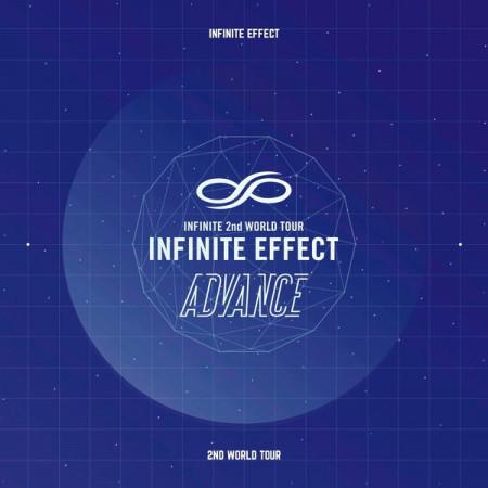 INFINITE EFFECT ADVANCE LIVE 專輯封面