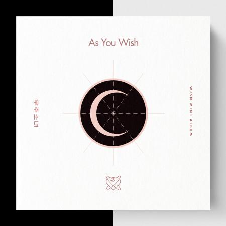 As You Wish 專輯封面