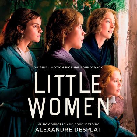 Little Women (Original Motion Picture Soundtrack) 專輯封面