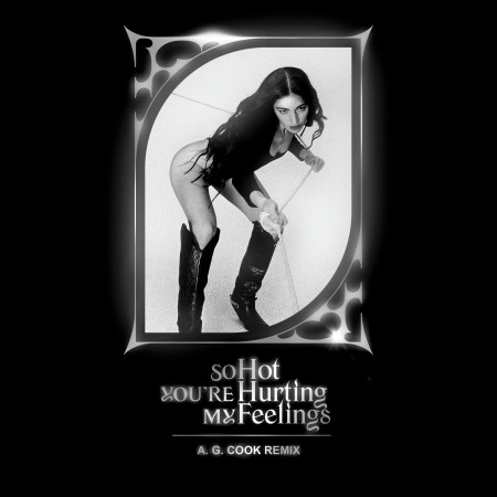 So Hot You're Hurting My Feelings (A.G. Cook Remix) 專輯封面