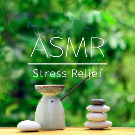 ASMR療癒:緩解壓力音樂 (ASMR Stress Relief) 專輯封面