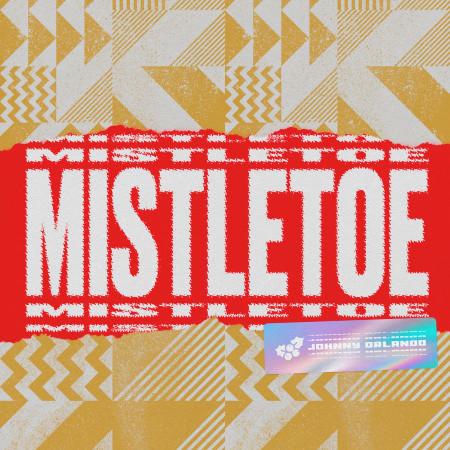 Mistletoe 專輯封面