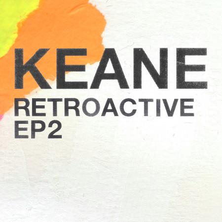 Retroactive - EP2 專輯封面