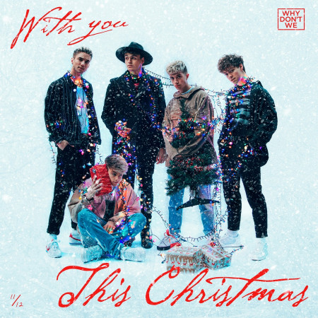 With You This Christmas 專輯封面