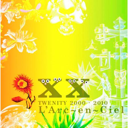 TWENITY 2000-2010 專輯封面