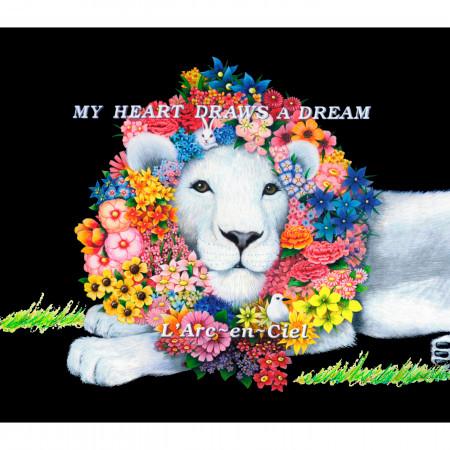 MY HEART DRAWS A DREAM 專輯封面