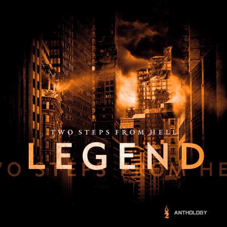 Legend Anthology 專輯封面