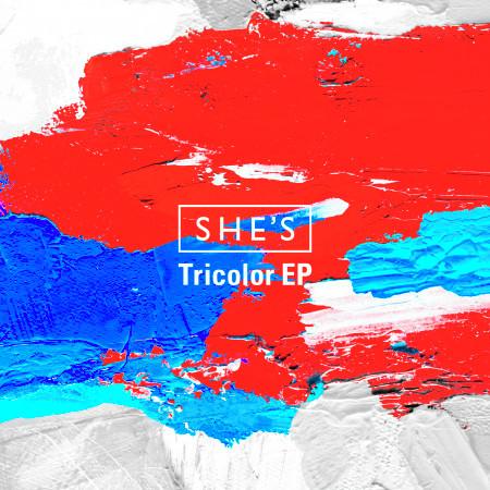 Tricolor - EP 專輯封面