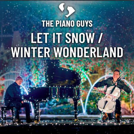 Let It Snow / Winter Wonderland 專輯封面