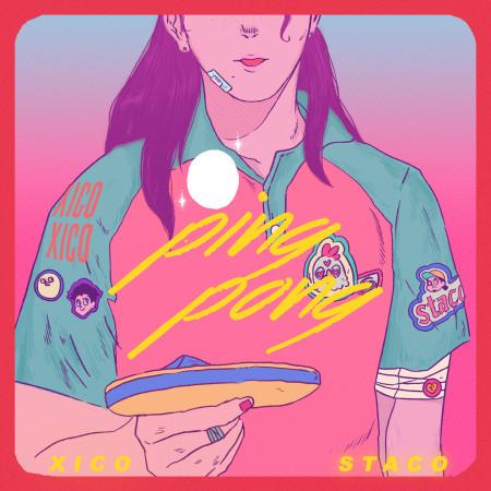 PING PONG ft. STACO 專輯封面