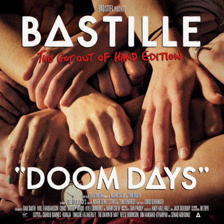 Doom Days (This Got Out Of Hand Edition) 專輯封面